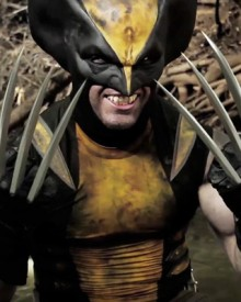 Wolverine in Super Power Beat Down